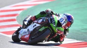 Can Öncü, İspanya'daki ikinci yarışı kaza nedeniyle tamamlayamadı