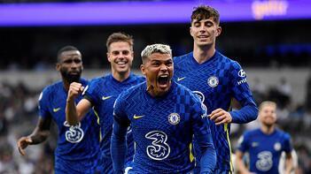 Son dakika haberi: Londra derbisinde kazanan Chelsea