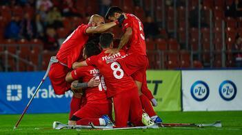 Son dakika haberi: Ampute Futbol Milli Takımı, Avrupa şampiyonu