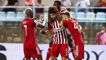 Son dakika haberi: Olympiakos, Yunanistan Ligi'nde galip