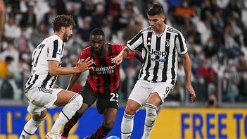 Juventus - Milan: 1-1