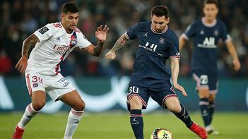 Son dakika haberi: Messili PSG, Olympique Lyonu 2-1 yendi