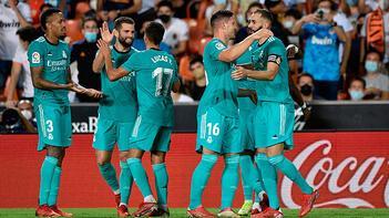 Son dakika haberi: Real Madrid geriden gelip kazandı