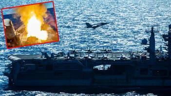 Son dakika... ABD ordusu Batı Trakya ve Ege Denizinin ortasına yerleşiyor