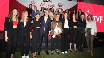 TVF Başkanı Mehmet Akif Üstündağ'dan müjdeli açıklama