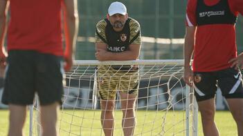 Gaziantep, Başakşehir maçı hazırlıklarını sürdürdü