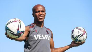 Son dakika haberi - Trabzonsporda Nwakaeme tehlikesi Taraftar ayağa kalktı