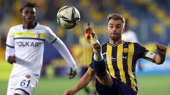 MKE Ankaragücü - Menemenspor: 2-2