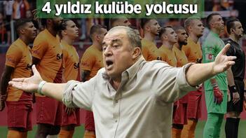 Son dakika haberleri - Galatasaray'da Fatih Terim'den şok karar! İlk 11'den kesti