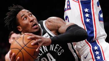 NBA'de oynayan Rondae Hollis-Jefferson'u kadrosuna katacak