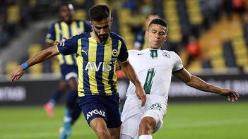 Fenerbahçe - Giresunspor: 2-1