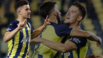 Son dakika Fenerbahçe haberi: Fenerbahçede yeni transferler galibiyete damga vurdu