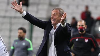 Son dakika haberi: Trabzonspor'da Avcı'dan beraberlik yorumu