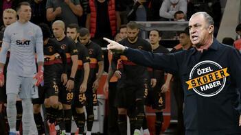 Son dakika haberi: Galatasarayda büyük operasyon Fatih Terim üç futbolcunun üstünü çizdi