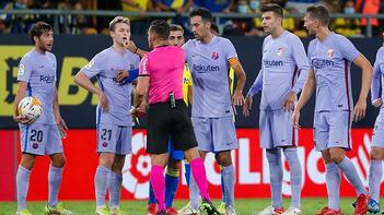 Son dakika haberi: Barcelona'da Koeman'ın geleceği tartışılıyor