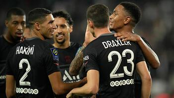 Son dakika haberi: Paris Saint-Germain durdurulamıyor 8 maç, 8 galibiyet