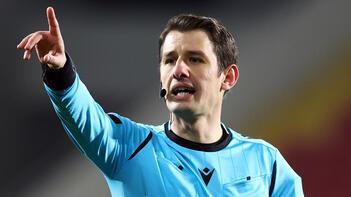 Son dakika haberi - Salzburg - Lille maçını Halil Umut Meler yönetecek
