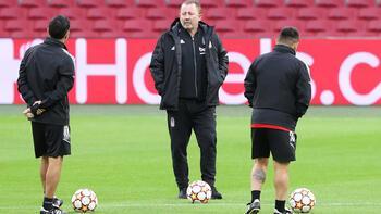 Beşiktaş 11 eksikle Ajax karşısında! İşte muhtemel 11