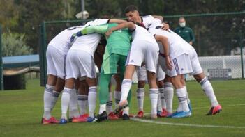 UEFA Gençlik Ligi'nde Ajax, Beşiktaş'ı 3-1 mağlup etti