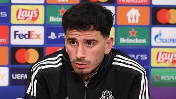 Son dakika - Oğuzhan: 'Ajax'ı Vodafone Park'ta yenecek gücümüz var'