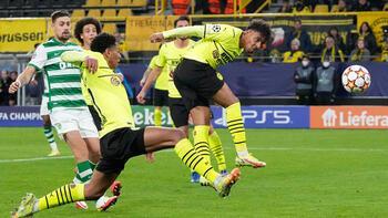 Borussia Dortmund-Sporting Lizbon: 1-0