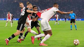 Amsterdam'da 'genç' Beşiktaş