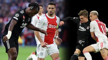 Son dakika Beşiktaş haberi: Ajax-Beşiktaş maçının ardından Hollanda basınından olay manşet