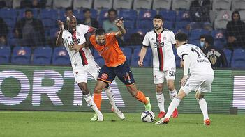 Başakşehir - Beşiktaş: 3-2