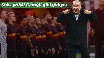 Son dakika haberi: Galatasaray'da şok ayrılık! Fatih Terim biletini kesti, geldiği gibi gidiyor...