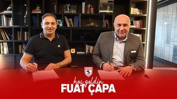 Son dakika - Samsunspor Fuat Çapa'yı resmen açıkladı!