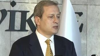 Burak Elmas: 'Serdar Tatlı'nın istifası konuşulmadı'