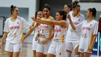 Bellona Kayseri Basketbol - NKA Universitas PEAC: 71-63