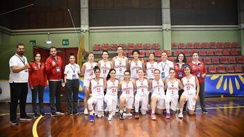 Türkiye Kadın Milli Takımı yarı finale yükseldi