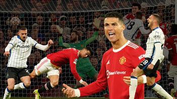 Son dakika haberleri: Şampiyonlar Liginde unutulmaz geri dönüş Ronaldo rekorunu geliştirdi, Merih Demiral yıldızlaştı