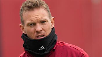 Bayern Münih Teknik Direktörü Nagelsmann, koronavirüse yakalandı