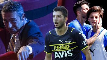 Son dakika - Fenerbahçede Arda Güler ve Muhammed Gümüşkaya bombası Avrupa kulübü peşinde