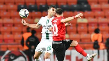 GZT Giresunspor'un yenilmezlik serisi 4 maça çıktı