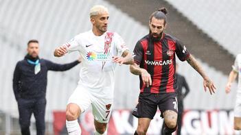 Fatih Karagümrük-Hatayspor: 1-1