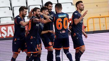 Antalyaspor - Başakşehir: 1-2