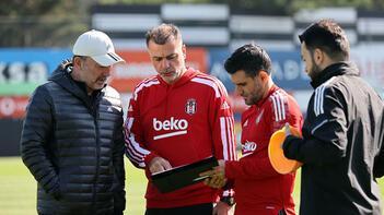 Son dakika haberleri: Beşiktaşın Galatasaray derbisi kamp kadrosu açıklandı