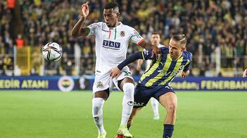 Fenerbahçe - Alanyaspor: 1-2