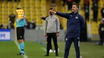 Son dakika haberleri: Vitor Pereira taraftarlardan destek istedi! '2 kere gelip, 2 gol attılar'