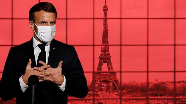 Son dakika: Macron flaş gelişmeyi duyurdu! Fransa kapanıyor