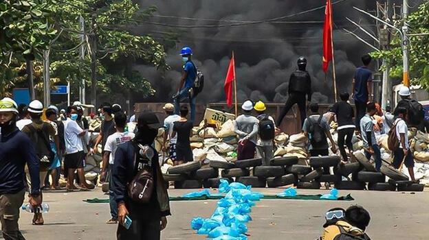 Son dakika: BM'den Myanmar için flaş iç savaş uyarısı! Ölü sayısı 520'yi aştı