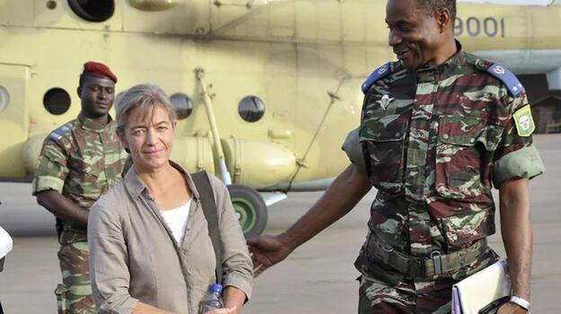 Mali'de kaçırılan İsviçreli misyonerin cesedine ulaşıldı