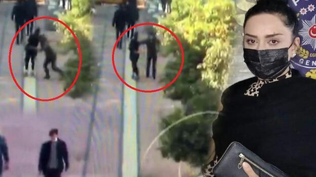 Kadının boynundaki kolyeyi çaldı! Girdiği evde yorgan altında yakalandı