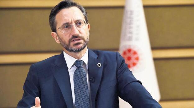 İletişim Başkanı Altun: Terörizm propagandası yapanlarla mücadele edeceğiz