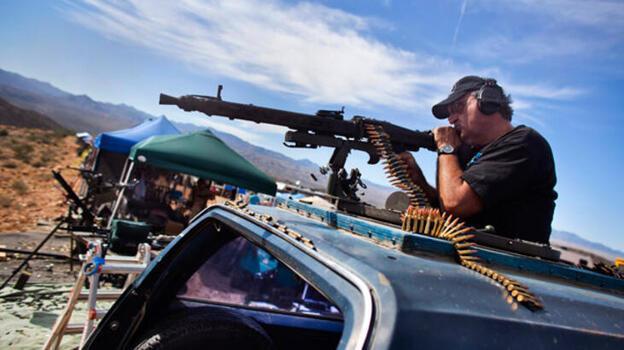 Mart ayında 4,7 milyon ABD'li silah sabıka kaydına başvurdu
