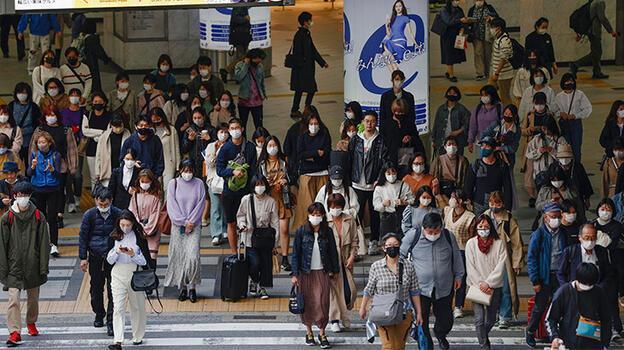 Japonya'da sert tedbirler geri geliyor!