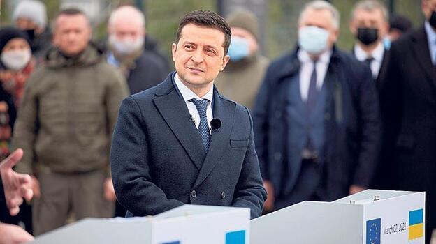 Donbass ve Kırım masada olacak